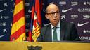 Club Vice President Jordi Cardoner / FCB ARCHIVE