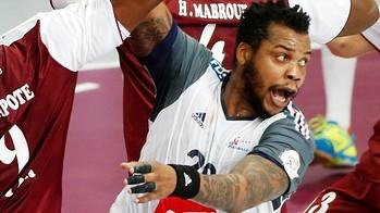 Cedric Sorhaindo bicampió mundial blaugrana / FOTO:Qatar Handball 2015