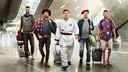 Piqué, Suárez, Messi, Iniesta and Neymar, stars of the new Qatar Airways advert