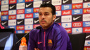 Pedro feels recent results have been a huge boost to the team's confidence / PHOTO: MIGUEL RUIZ - FCB