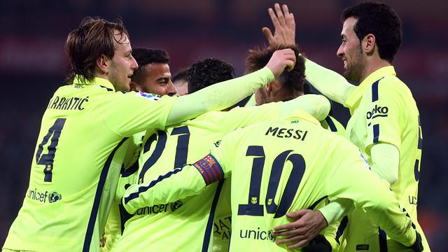 Athletic Club v FC Barcelona (2-5): Wild win in Bilbao