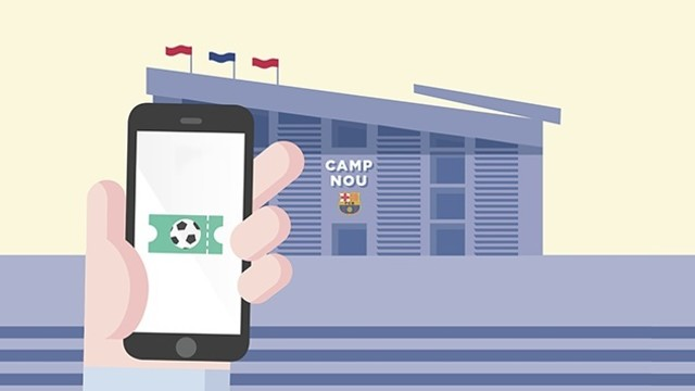 Mobile Ticket / FCB