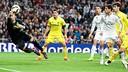 Goalkeeper Sergio Asenjo outstanding for Villarreal at Real Madrid / www.villarrealcf.es