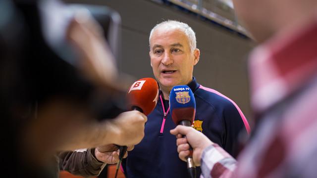 Marc Carmona no es refia de l'Uruguay Tenerife