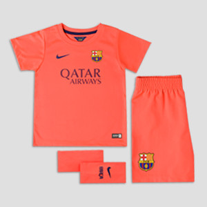 FC BARCELONA KIDS' AWAY JERSEY