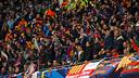 Aficionats a Manchester / MIGUEL RUIZ-FCB