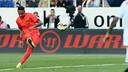 Neymar scoring against Sevilla / MIGUEL RUIZ-FCB