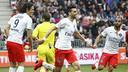 Paris Saint Germain won their third straight Ligue 1 match by beating Nice on Saturday. / PSG.FR