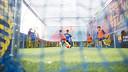 Empieza el Campus 'FutbolNet' / VÍCTOR SALGADO - FCB