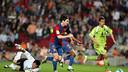 Leo Messi (Barça-Getafe Copa)