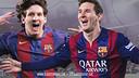 Leo Messi, dix ans après / FCB