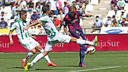Rakitic a marqué le premier but / MIGUEL RUIZ - FCB