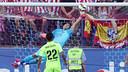 Bravo has only conceded 19 goals this league season / MIGUEL RUIZ-FCB
