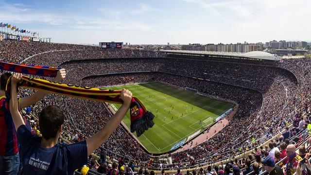 Camp Nou will pay tribute to Xavi Hernández / FCB
