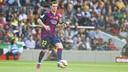 Thomas Vermaelen ha debutat aquest dissabte amb la samarreta del Barça / MIGUEL RUIZ-FCB