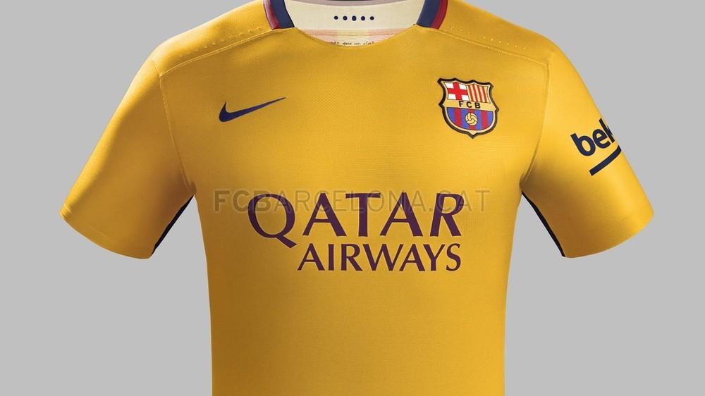 Barcelona tendrá uniforme con franjas horinzontales 3dca690ff80