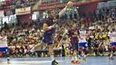 Victor Tomás scored 8 goals and was a big factor on attack. / VICTOR SALGADO-FCB