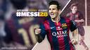 Joyeux anniversaire, Leo Messi