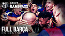 GamePASS, Barça on demand / FCB