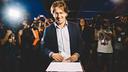 Toni Freixa casts his vote / JOANA BURGUES - FCB