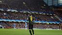 Iniesta, lors de la dernière rencontre à Stamford Bridge / MIGUEL RUIZ-FCB