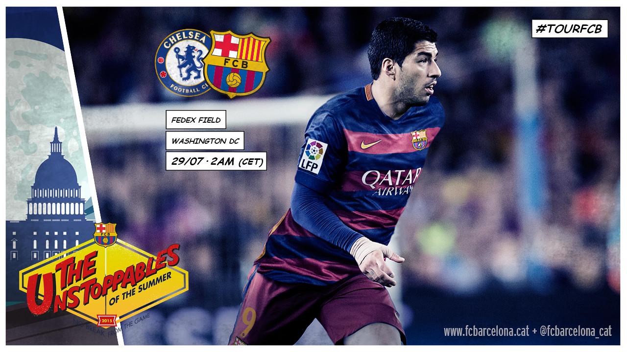 Luis Suárez va marcar un gol contra els LA Galaxy / FCB