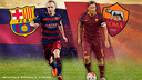 Iniesta and Totti are two of the most respected players in European football / FCB