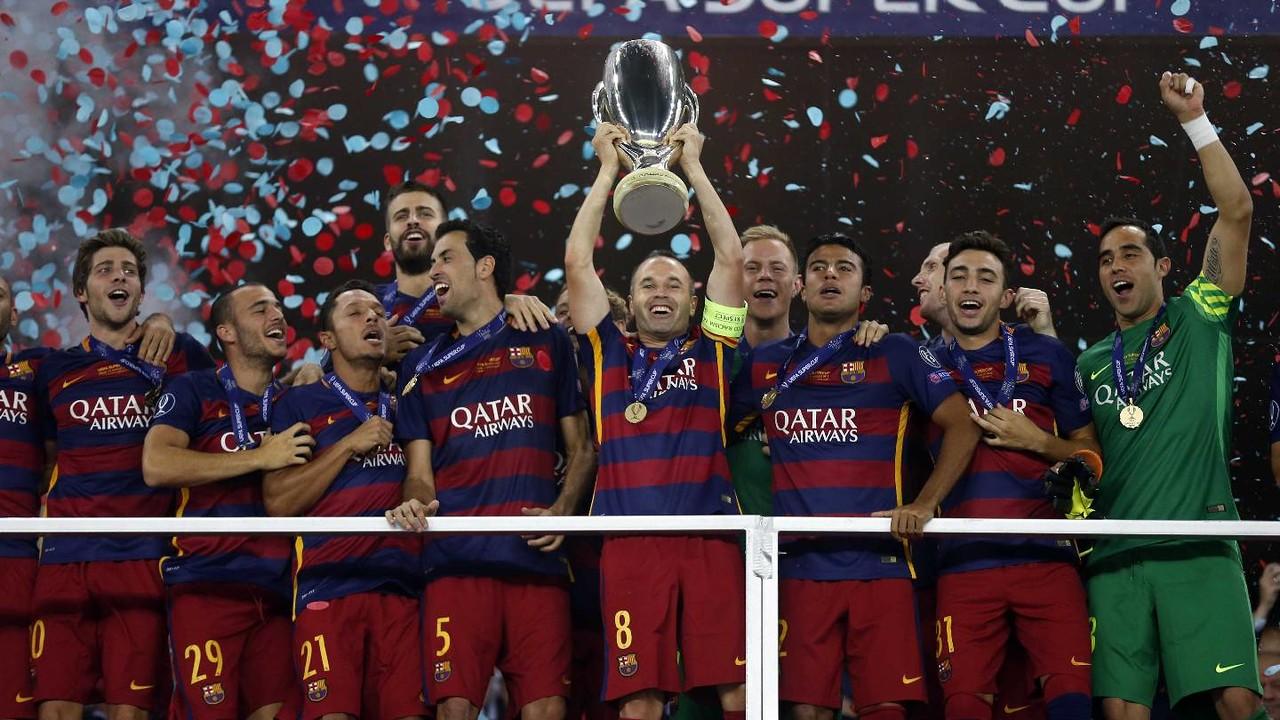 الصورة: ميغيل رويز - نادي برشلونة