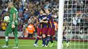 Barça still have a 100 per record against Levante at the Camp Nou / VÍCTOR SALGADO-FCB