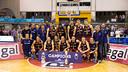 FC Barcelona Lassa Catalan League Champions / GERMAN PARGA - FCB
