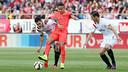 Neymar, en un partit contra el Sevilla / MIGUEL RUIZ - FCB