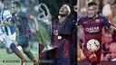 Centième rencontre sous le maillot du Barça pour Neymar/ FCB