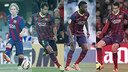 How are things going for Halilovic, Montoya, Song and Tello? / FCB
