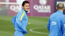 Adriano has been declared fit and is in the squad for Saturday's game / MIGUEL RUIZ-FCB