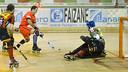 Panadero in action against Breganze in last season's F4 / V. SALGADO - FCB