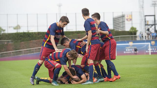 Барселона U-19