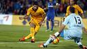 Luis Suárez's goal at Getafe / MIGUEL RUIZ-FCB