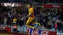 Neymar scores against Getafe / MIGUEL RUIZ-FCB
