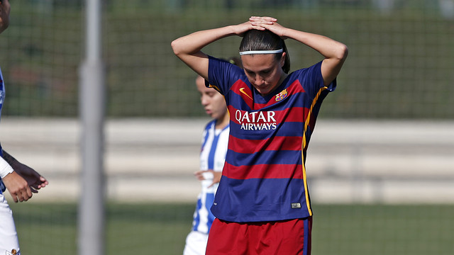 El Sporting de Huelva da el campanazo y empata en Barcelona