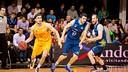 Satoransky in action against Andorra / ACB PHOTO