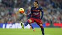 Neymar Jr, en action contre Villarreal / MIGUEL RUIZ - FCB