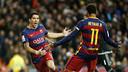 Suarez et Neymar ont marqué au Bernabéu / MIGUEL RUIZ - FCB