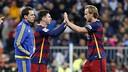 Messi, en el seu torn / MIGUEL RUIZ - FCB