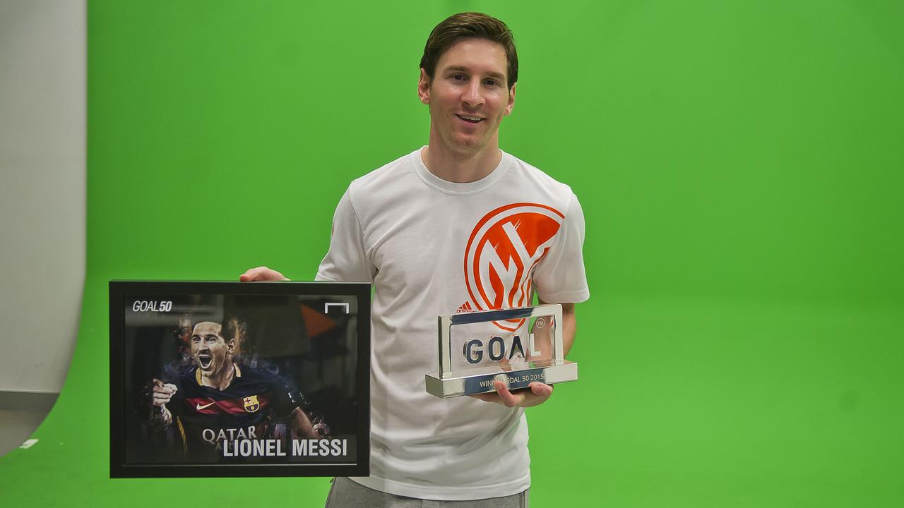 Goal.com-მა 2015 წლის მსოფლიოს საუკეთესო ფეხბურთელი გამოავლინა