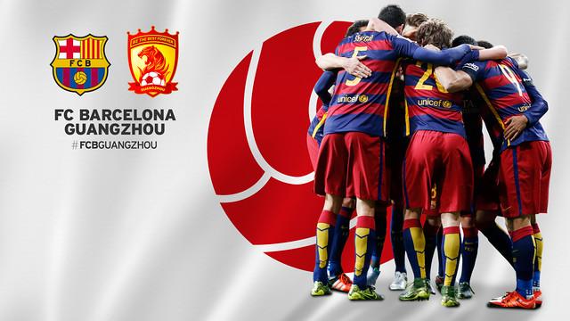 Barcelona - Guangzhou Evergrande