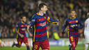 Messi, Neymar Jr and Dani Alves are all named in the World XI of 2015 / MIGUEL RUIZ - FCB