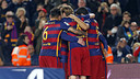 Barça beat Betis 4–0 at Camp Nou on Wednesday night in their final game of 2015. / MIGUEL RUIZ - FCB