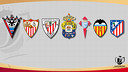 FC Barcelona will be meeting one of these seven teams next in the Copa del Rey / FCB