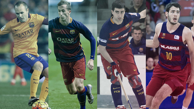 March 5 and 6 bring yet another weekend packed with sporting action at FC Barcelona / FCB