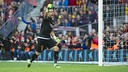 Bravo was outstanding as Barça came from behind to beat Atlético for the second time this season / VICTOR SALGADO - FCB